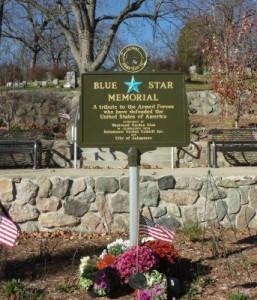 Blue Star Memorial - 11/19/2015